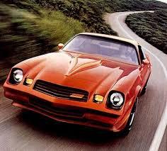 chevy camaro 1980