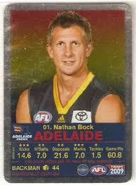 afl football cards 2009