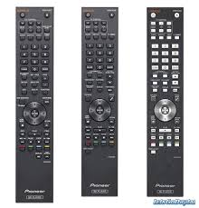 pioneer remote controller