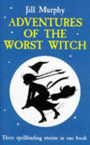 jill murphy worst witch