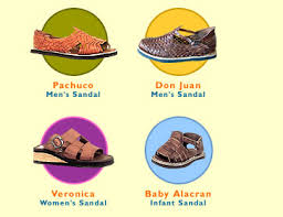 mexican sandals