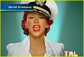 christina aguilera candyman music video