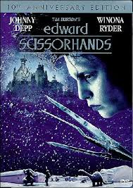 edward scissorhands movie
