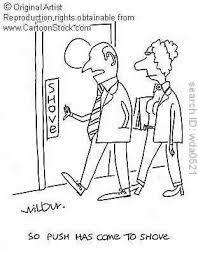 door push