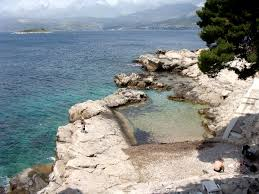 cavtat beach
