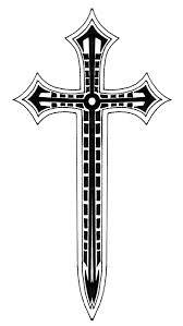 cross and sword