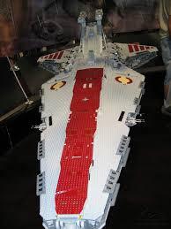 lego star wars space ship