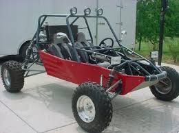 mini rail buggy