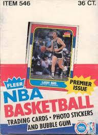 basketball card set