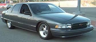 1991 caprice classic