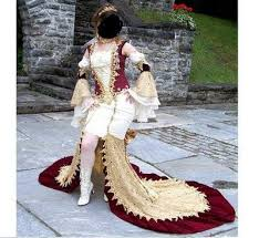 creative wedding dress