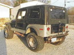 diamond plate jeep