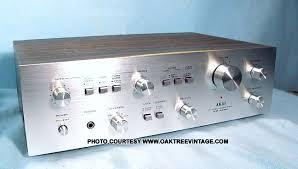 akai amplifiers