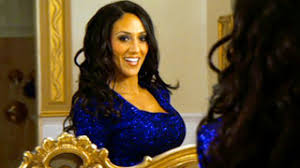 housewife Melissa Gorga