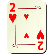 playing card clip art