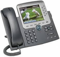 cisco ip phone 7975g