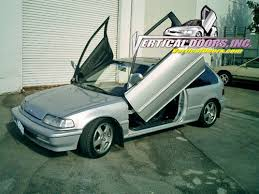 lambo doors honda civic