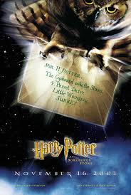 harry potter book posters