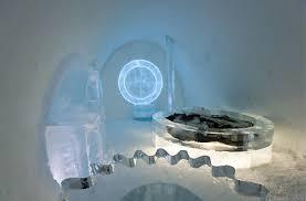 ice hotel in jukkasjarvi sweden