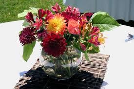 table centerpieces flowers