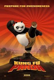 kung fu panda movie posters