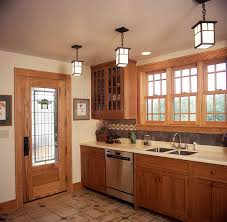 arts and crafts cabinetry
