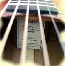 mossman guitar
