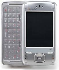 cingular touch phone