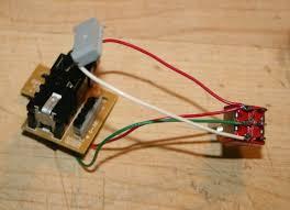 electronic toggle switch
