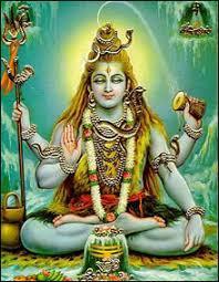 shiva deity