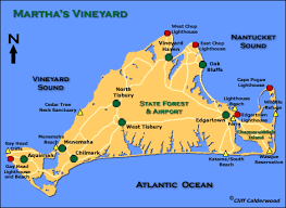 martha vineyards