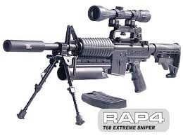 paintball sniper gun
