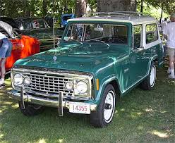 jeep commando 1972