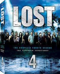 lost season 4 dvd cover