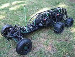 baja 5b wheels