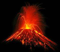 eruption photos