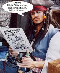 downloading piracy