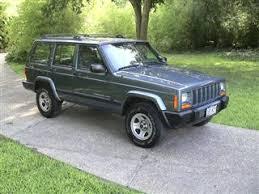 1999 jeep sport