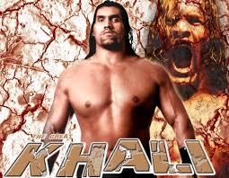 great khali wwe