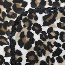 cheetah print blanket