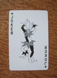 joker deck of cards