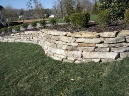 flagstone walls