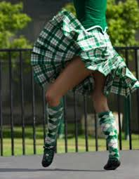 highland dancing kilts