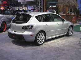 mazdaspeed 3 hatchback