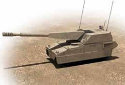 future combat vehicles