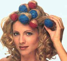 foam hair roller