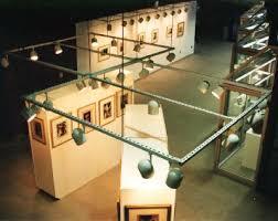 gallery track lighting