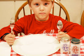 children table manners