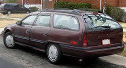 1993 mercury sable wagon