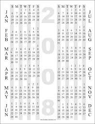 style calendar